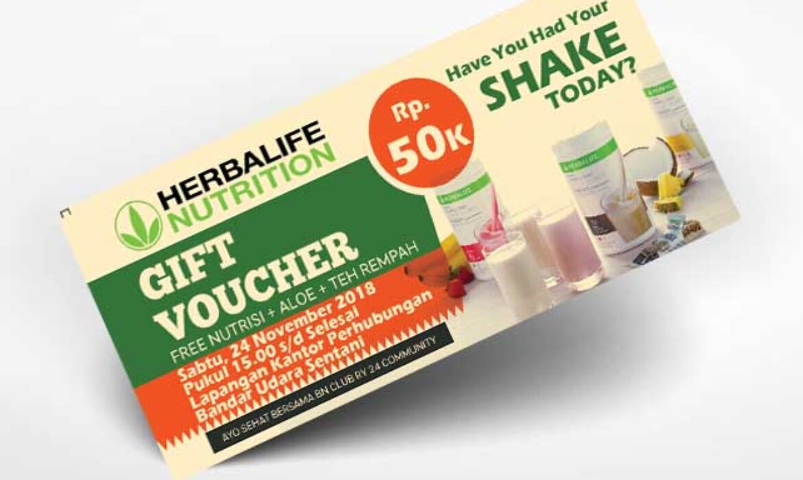 Voucher dan Kupon